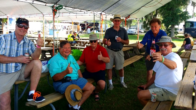 SnF 15 Happy Campers